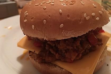 Sloppy Joes – Amerikanische Hackfleisch-Burger 15