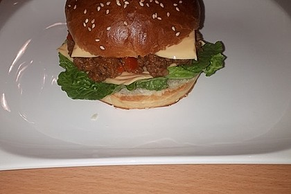 Sloppy Joes – Amerikanische Hackfleisch-Burger 16