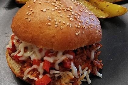 Sloppy Joes – Amerikanische Hackfleisch-Burger 3