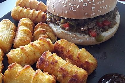 Sloppy Joes – Amerikanische Hackfleisch-Burger 6