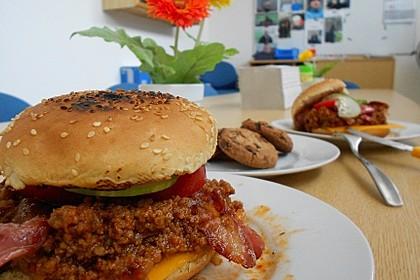 Sloppy Joes – Amerikanische Hackfleisch-Burger 7