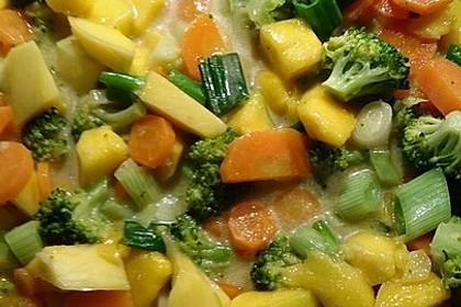 Mango-Brokkoli-Curry (Bild)
