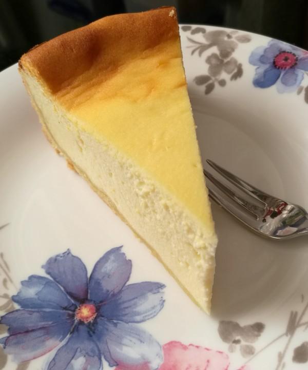 Kasekuchen Mit Selbst Gemachtem Keksboden Von Kira87 Chefkoch De