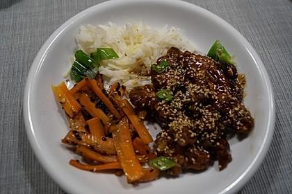 Scharfes Huhn - Chinesisch 3