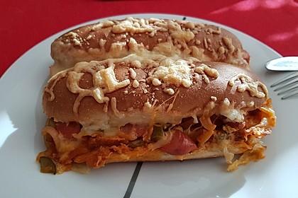 Hotdog-Auflauf 4