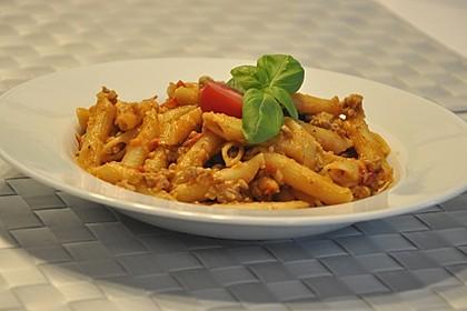 One-Pot-Pasta-Hackfleisch