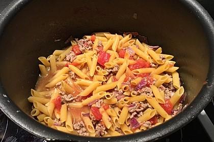 One-Pot-Pasta-Hackfleisch 5
