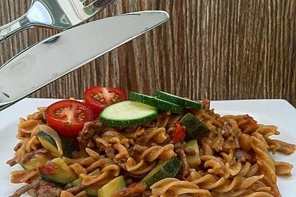 One-Pot-Pasta-Hackfleisch (Bild)