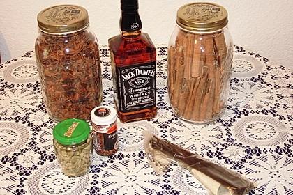Whisky mit Gewürzen