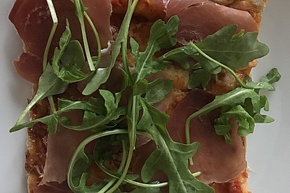 American Pizza Teig selber machen 10