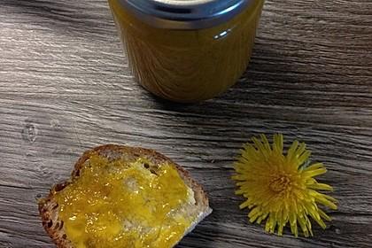 Orangen-Löwenzahn-Marmelade 2