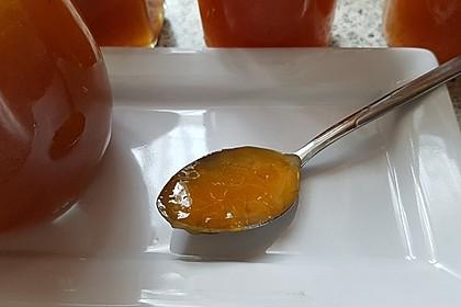 Orangen-Löwenzahn-Marmelade 3