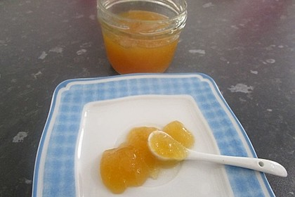 Orangen-Löwenzahn-Marmelade 1