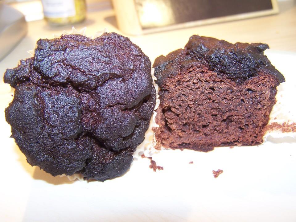 Schokolade Bananen Muffins Mit Kidneybohnen Von Nuriniel Chefkoch De