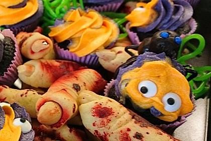 Amerikanische Schoko-Muffins (Bild)