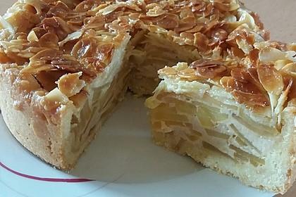 Apfel Bienenstich Kuchen Von Monro470 Chefkoch De