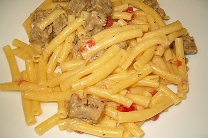One Pot Pasta mit Hackfleisch 2