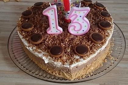 Toffifee-Torte 34