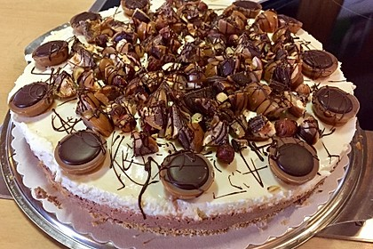 Toffifee-Torte 12