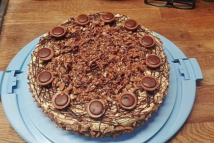 Toffifee-Torte 33