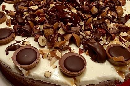 Toffifee-Torte 8