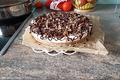 Toffifee-Torte 11