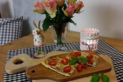 Tomaten-Basilikum-Tarte 1