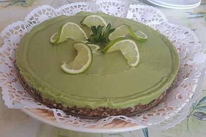Avocado Cheesecake 3