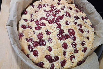 Saftiger Kirsch-Schmand-Kuchen 14