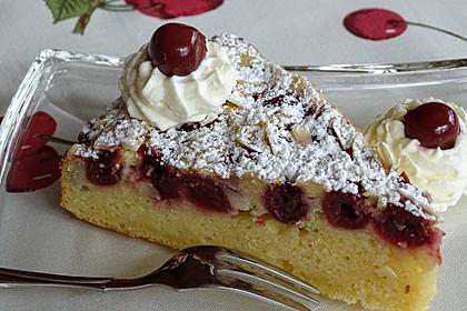 Saftiger Kirsch-Schmand-Kuchen 2