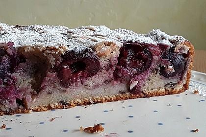 Saftiger Kirsch-Schmand-Kuchen 17