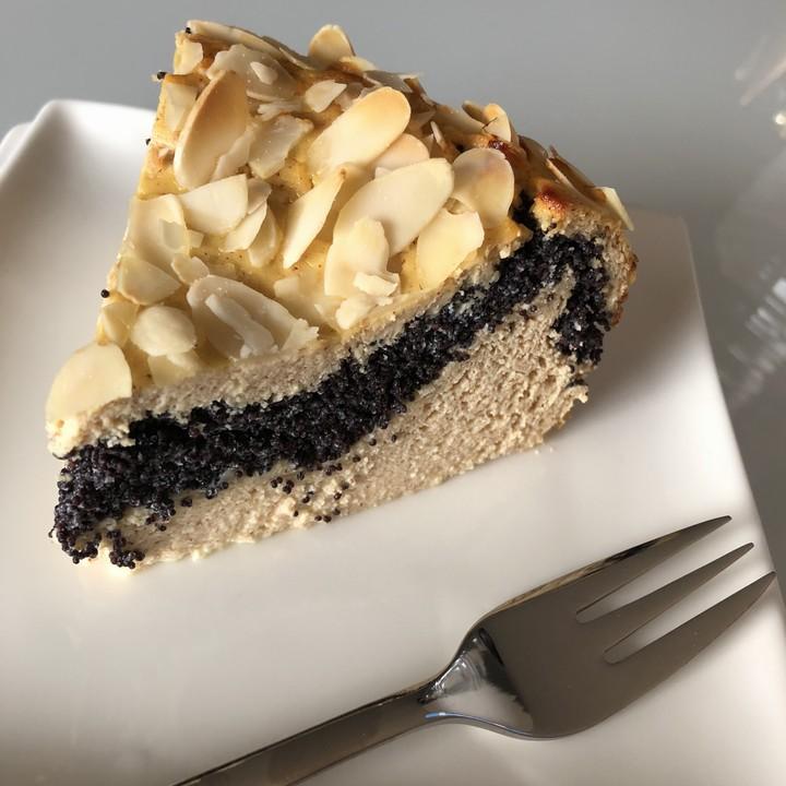 Proteinreicher Mohn Kase Kuchen Ohne Mehl Von House Katze Chefkoch De