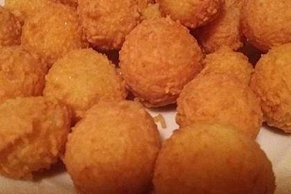 Frittierte Käsekugeln 4