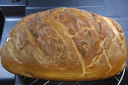 Weizenkrüstchen – lecker knuspriges Weißbrot 11