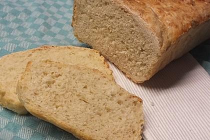 Weizenkrüstchen – lecker knuspriges Weißbrot 3
