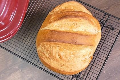 Weizenkrüstchen – lecker knuspriges Weißbrot 6