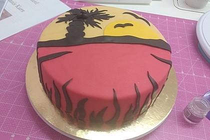 Nuss-Buttercreme-Torte 2