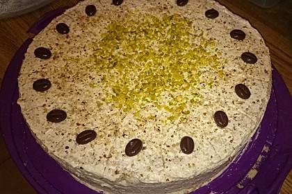 Nuss-Buttercreme-Torte 3