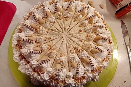 Nuss-Buttercreme-Torte 1