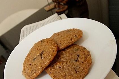 Clean Oat Cookies