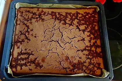 Reis-Schokoladenkuchen