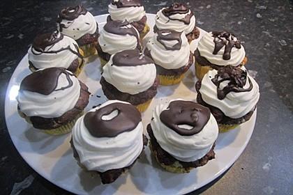 Donauwellen-Cupcakes 17