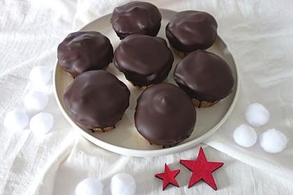 Donauwellen-Cupcakes 9