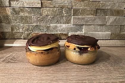 Donauwellen-Cupcakes 18