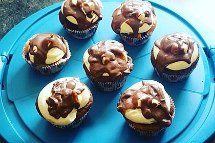 Donauwellen-Cupcakes 20