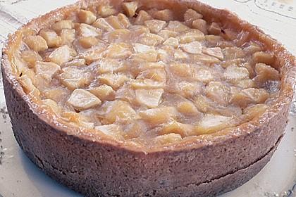 Apfel - Wein - Torte 2