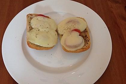 Tomaten - Mozzarella - Baguette 4