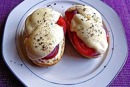 Tomaten - Mozzarella - Baguette 3