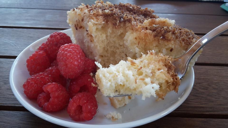 Buttermilch Kokos Kuchen Von Backmaus2 Chefkoch De