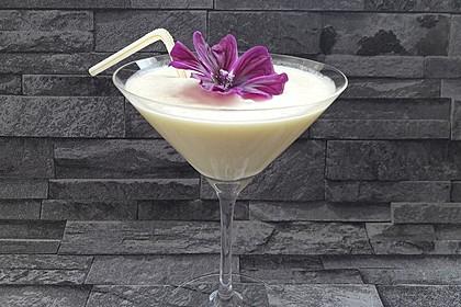 Ananas - Kokos - Shake (Bild)